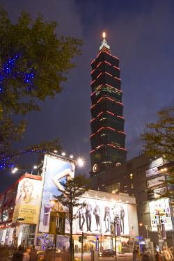 TW01028 Taipei 101, Taipei, Taiwan