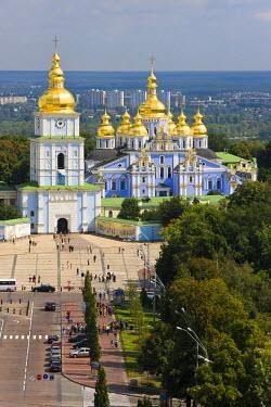 UA01055 St. Michael's Monastery, Kiev, Ukraine