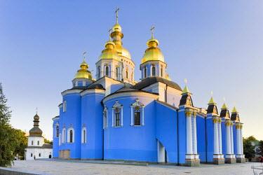 UA019RF St. Michael's Monastery, Kiev, Ukraine