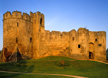Chepstow Castle, Gwent, Wales, UK