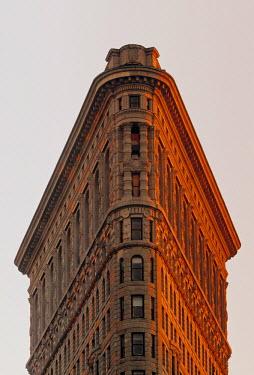 US01227 Flatiron Building, New York City, NY, USA