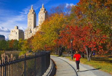 US01387 Central Park, New York City, USA