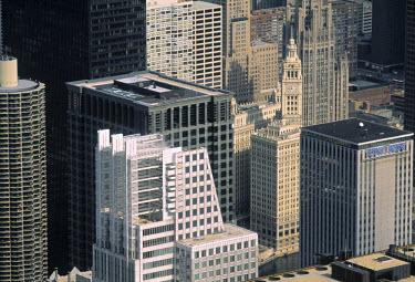 US05022 Downtown Chicago, Illinois, USA