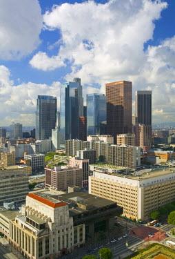US09038 Downtown Los Angeles, California, USA