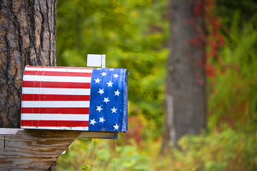 US33014 Mailbox, Idaho, USA