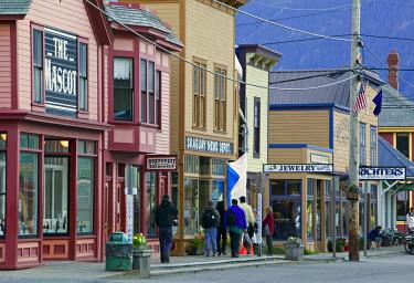 US41057 Broadway Street, Skagway, Alaska, USA