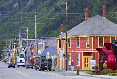 US41066 Broadway Street, Skagway, Alaska, USA