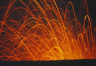 VA01014 Mt. Yasur volcano, Tanna Island, Vanuatu