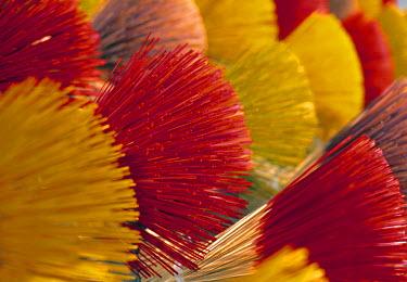 VM02052 Incense, Market, Hue, Vietnam