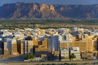 YM01117 Shibam, Wadi Hadhramawt, Yemen