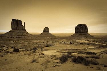 US04265 USA, Arizona-Utah, Monument Valley