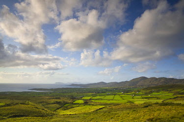 IE02304 Landscape near Allihies, Beara Peninsula, Co. Cork & Co. Kerry, Ireland