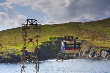 IE02300 Dursey Island Cable Car, Beara Peninsula, Co. Cork & Co. Kerry, Ireland