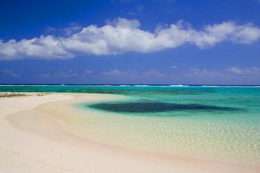 CA42_GJO0060_M Sandy Point, Little Cayman, Cayman Islands, Caribbean.