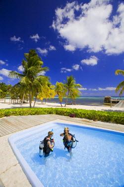 CA42_GJO0085_M Southern Cross Club, Little Cayman, Cayman Islands, Caribbean.