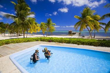 CA42_GJO0086_M Southern Cross Club, Little Cayman, Cayman Islands, Caribbean.