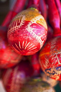 NI01261 Nicaragua, Masaya, Mercado Artesanias, National Artisans Market, Maracas