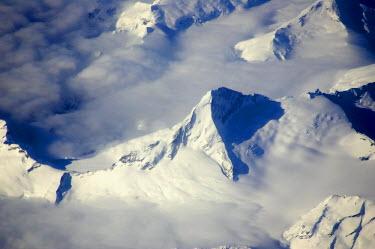 AU02_DWA0513_M Mount Aspiring, Mount Aspiring National Park, near Wanaka, South Island, New Zealand