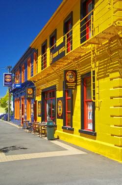 AU02_DWA2079_M Kurow Hotel, Kurow, Waitaki Valley, North Otago, South Island, New Zealand