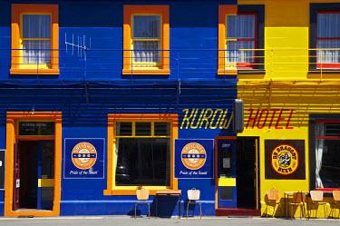 AU02_DWA2082_M Kurow Hotel, Kurow, Waitaki Valley, North Otago, South Island, New Zealand