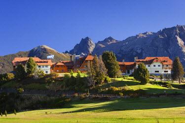 AR02277 Argentina, Rio Negro Province, Lake District, Llao Llao, Llao Llao Hotel