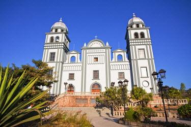 HN025RF Honduras, Tegucigalpa, Suyapa, Basilica de Suyapa