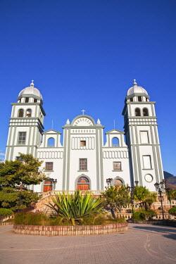 HN026RF Honduras, Tegucigalpa, Suyapa, Basilica de Suyapa