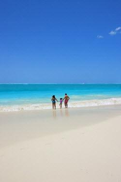 TC01043 Grace Bay, beach, Providenciales, Turks and Caicos