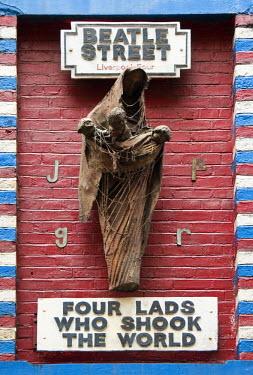 "ENG9394AW �Beatle Street"", Liverpool, Merseyside, UK"