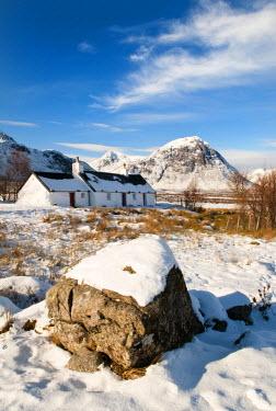SCO33123AW Black Rock Cottage, Glencoe, Scotland, UK