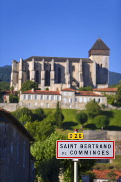 FR06268 St Bertrand De Comminges, Haute-Garonne, Pyrenees, France