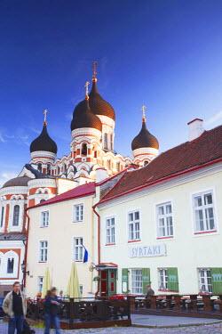EST1130AW Estonia, Tallinn, Alexander Nevsky Cathedral