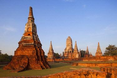 TPX15022 Thailand, Ayutthaya, Ayutthaya Historical Park, Wat Chai Wattanaram