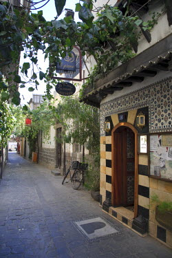 SY01066 Syria, Damascus, Old Town, Bab Touma Quarter