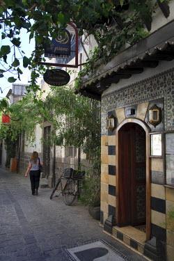 SY01067 Syria, Damascus, Old Town, Bab Touma Quarter