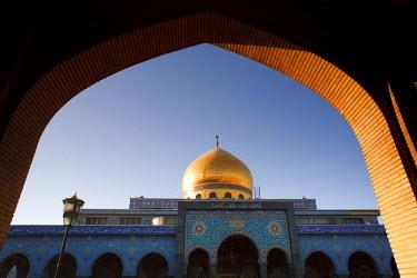 SY01101 Syria, Damascus, Sayyida Zeinab Mosque