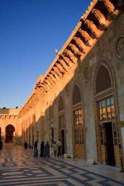 SY01142 Syria, Aleppo, The Old Town (UNESCO Site), Great Mosque (Al Jamaa al Kebir)