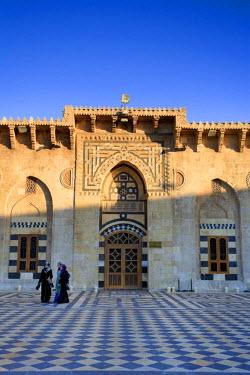 SY01141 Syria, Aleppo, The Old Town (UNESCO Site), Great Mosque (Al Jamaa al Kebir)
