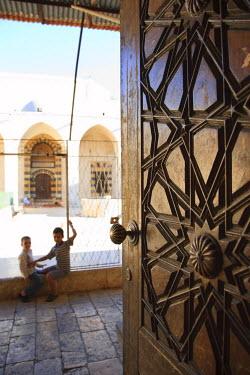 SY01133 Syria, Aleppo, The Old Town (UNESCO Site), Souq