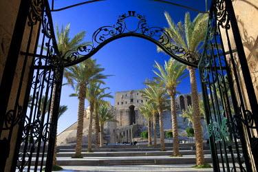 SY01182 Syria, Aleppo, The Old Town (UNESCO Site), Madrassa as-Sultaniyya (Islamic Law School)