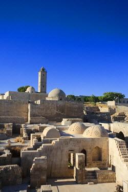 SY01177 Syria, Aleppo, Old Town (UNESCO Site), The Citadel