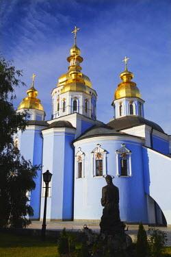UKR1127AW St Michael's Monastery, Kiev, Ukraine