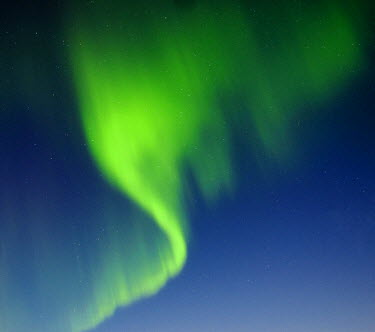 FIN1008AW Northern Lights, Lapland, Finland