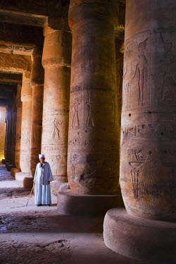 EG02662 Egypt, Abydos, Temple of Seti I