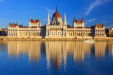 HU01248 Hungarian Parliament Building, Budapest, Hungary