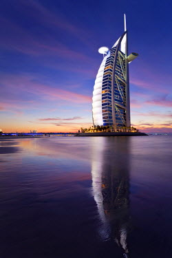 UE01309 United Arab Emirates (UAE), Dubai, The Burj Dubai Hotel