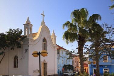 CV01039 Cape Verde, Sao Vicente, Mindelo, Colonial Architecture