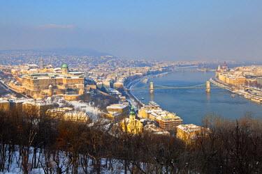 HU01250 Buda Castle and Castle District, Budapest, Hungary