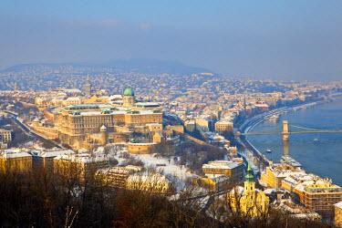 HU01249 Buda Castle and Castle District, Budapest, Hungary