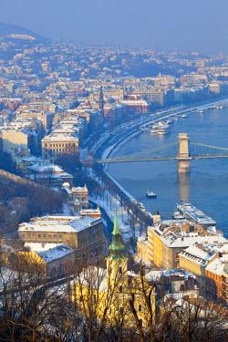 HU01251 Buda Castle and Castle District, Budapest, Hungary